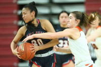 Gallery: Girls Basketball Black Hills @ West Valley (Spokane)